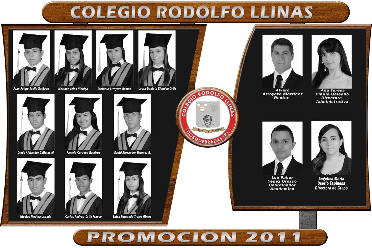 Promoción 2011
