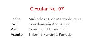 Circular 07